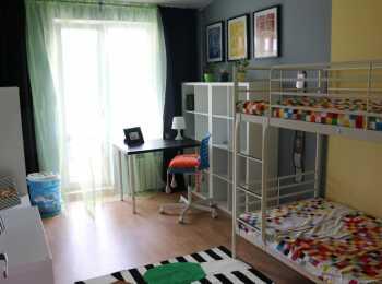 Пример отделки детской комнаты